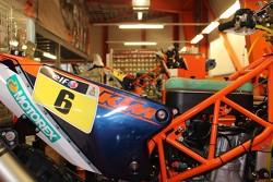 Приготовления KTM, особое событие.