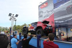 Peugeot Total stand