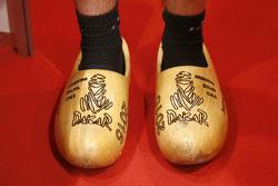 Los mejores zapatos - versión Dakar