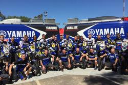 Yamaha, Teamfoto