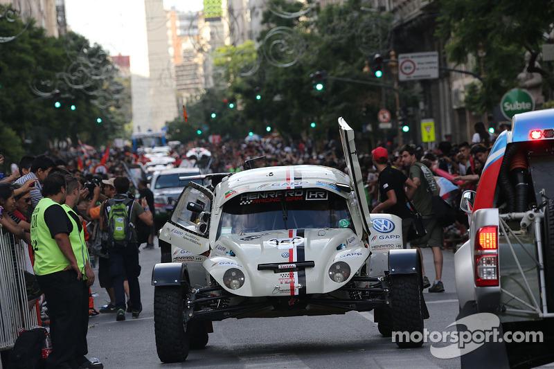 #353 Henrard Racing: Stéphane Henrard, Bruno Barbier