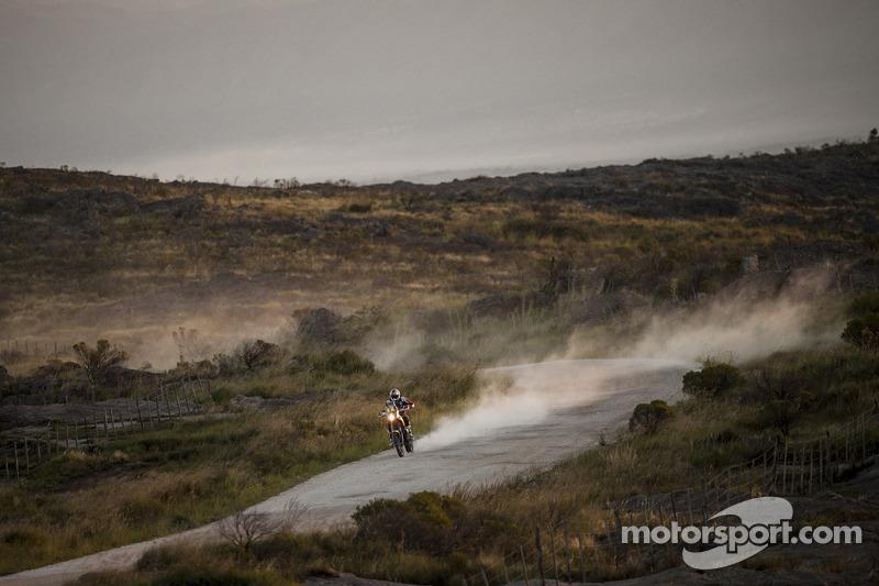 #6 KTM: Сем Сандерленд