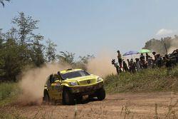 #342 Mercedes: Rodrigo Piazzoli, Jorge Diaz
