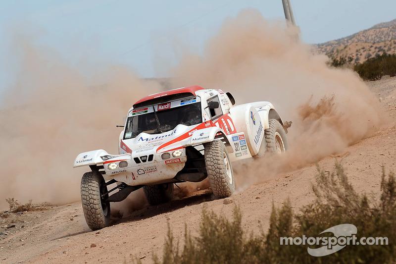 #321 Buggy MD Rallye: Pascal Thomasse, Pascal Larroque