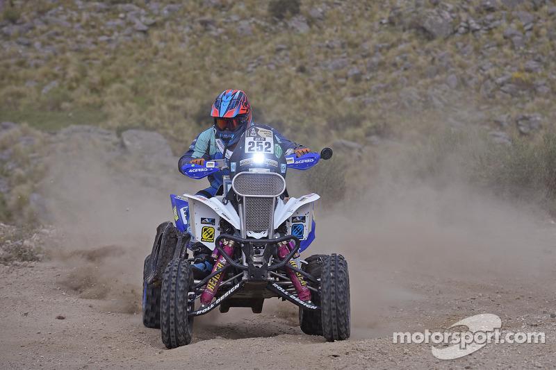#252 Yamaha: Sergio Lafuente