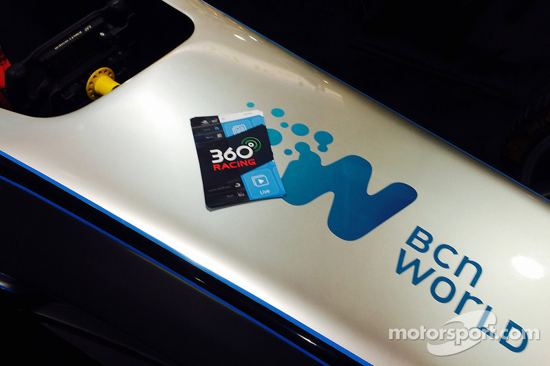 La tecnologia 360 Racing's in mostra al CES