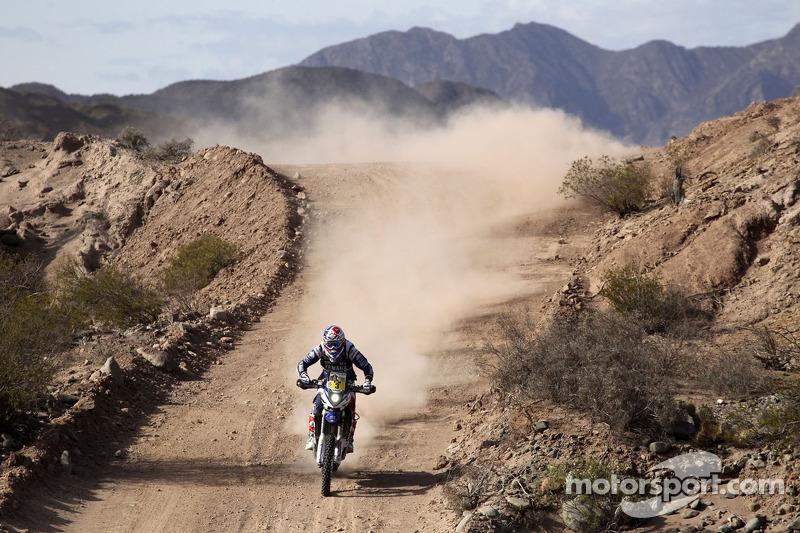 #3 Yamaha: Olivier Pain