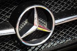 Mercedes SLS AMG GT3 detalhe