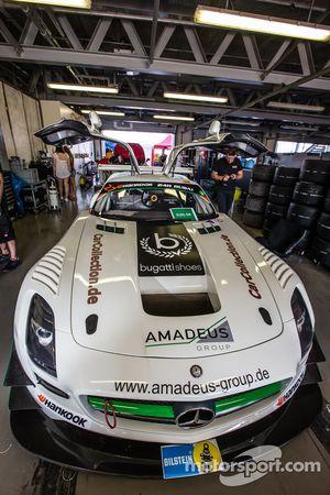 #27 Car Collection Motorsport Mercedes SLS AMG GT3