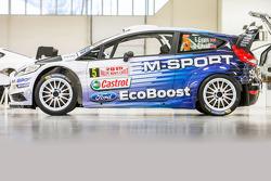 2015 M-Sport Ford Fiesta