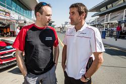 Role Eggimann e Bernd Schneider