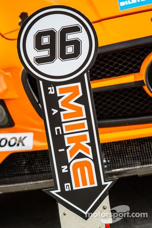 Placa de pit Mike Racing