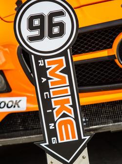 Placa de pit Mike Racing