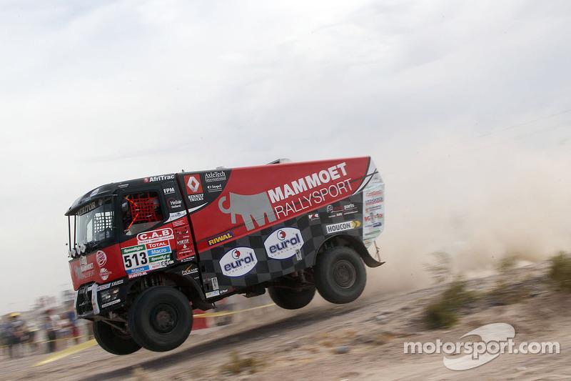 #513 Renault: Martin van den Brink, Peter Willemsen, Richard Mouw