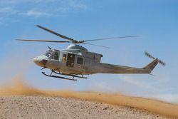 Despegue de un helicóptero