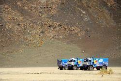 Kamaz Master trucks