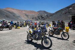 Yamaha team