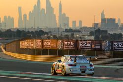 #87 GDL Racing Porsche 997 Cup: Bashar Mardini, Nigel Farmer, Lim Koeng Liam, Paul Stubber, Gianluca de Lorenzi