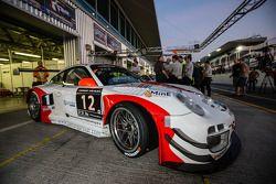 #12 Fach Auto Tech Porsche 997 GT3 R
