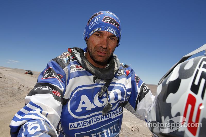 #102 Yamaha: Sebastián Urquía
