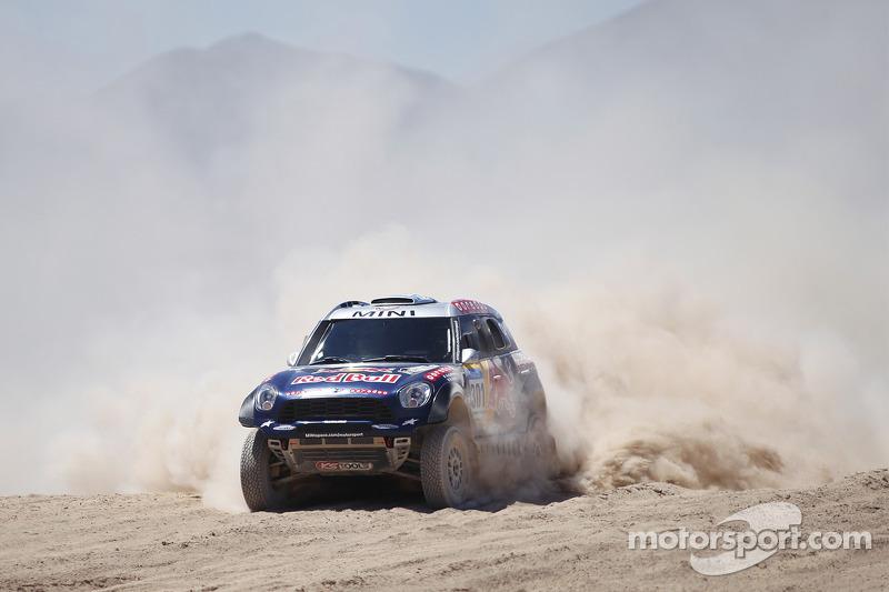 #301 Mini: Nasser Al-Attiyah, Mathieu Baumel