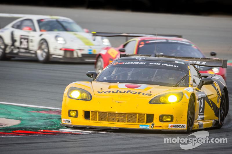 #19 V8 Racing Chevrolet Corvette C6R ZR1: Rick Abresch, Alex van 't Hoff, Wolf Nathan, Nicky Pastorelli, Miguel Ramos
