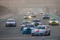 #97 GDL Racing, Porsche 991 Cup: John Iossifidis, Wee Lim Koeng, Michael Spiridinov, Melvin Moh