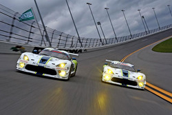 Riley Motorsports, Dodge Viper, Fotoshooting