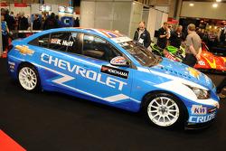 Chevrolet Cruze du titre mondial 2012 de Rob Huff en WTCC