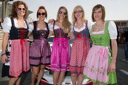 Bavarian - Garotas austríacas no grid