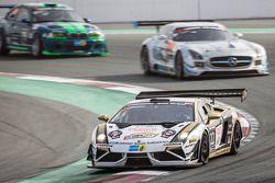 #22 Leipert Motorsport Lamborghini Gallardo FL2: Jean-Charles Perrin, Harald Schlotter, Adrian Watt,