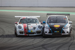 #60 Speedlover Porsche 991 Cup: Philippe Richard, Pierre-Yves Paque, Vincent de Spriet, Yves Noel an