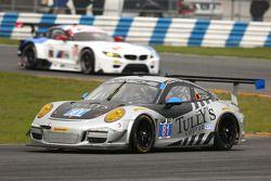 #81 GB Autosport Porsche 911 GT America: Damien Faulkner, Kuba Giermaziak, Mike Skeen, Rory Butcher,