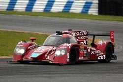 #70 SpeedSource Mazda Mazda: Sylvain Tremblay, Jonathan Bomarito, Tristan Nunez