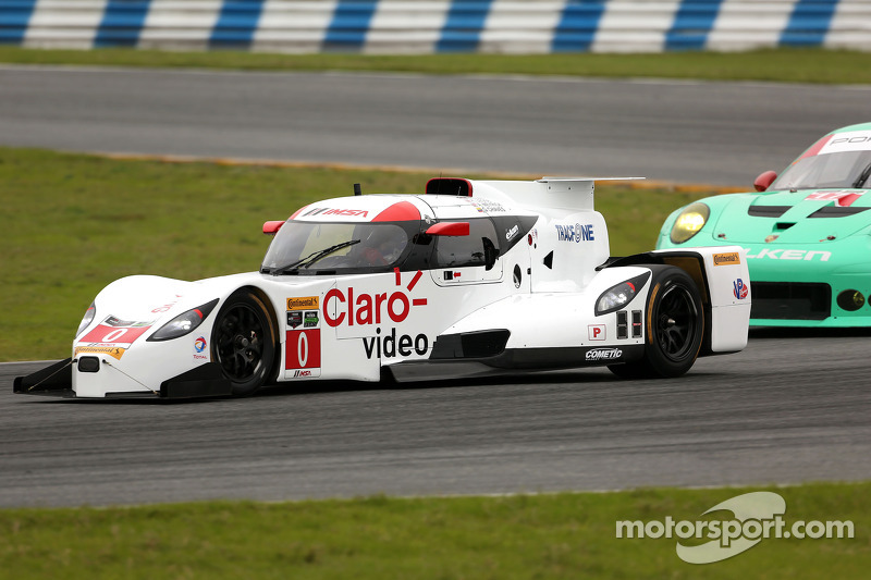 #0 DeltaWing Racing Cars, DWC13: Andy Meyrick, Memo Rojas, Gabby Chaves