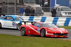 #63 Scuderia Corsa, Ferrari 458 Italia
