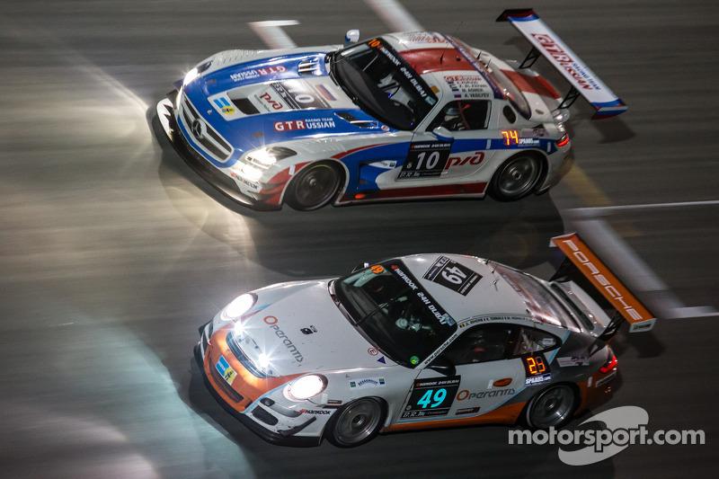 #49 Le Duigou Racing Porsche 997 Cup: Jean-Lou Rihon, Rémi Terrail, Massimo Vignali, Jacques-André D