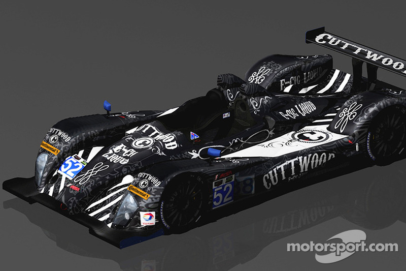 PR1 Motorsports new PC paint scheme