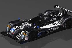 PR1 Motorsports, neues Farbdesign