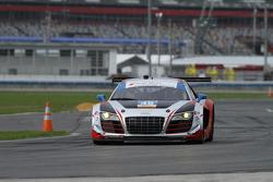 #48 Paul Miller Racing Audi R8 LMS: Christopher Haase, Bryce Miller, René Rast, Dion von Moltke