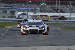 #48 Paul Miller Racing, Audi R8 LMS: Christopher Haase, Bryce Miller, René Rast, Dion von Moltke