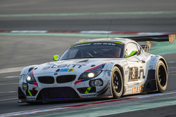 #8 Triple Eight BMW Z4 GT3: Lee Mowle, Joe Osborne, Jacques Duyver, Charlie Hollings