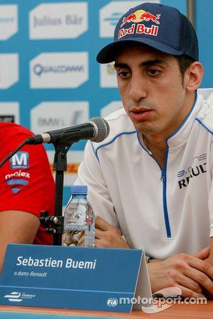 Sebastien Buemi, e.dams-Renault Formula E Takımı
