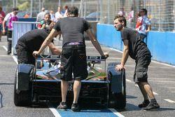Stéphane Sarrazin, Venturi Formula E Takımı Spark Renault
