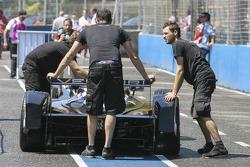 Stéphane Sarrazen, Venturi Formula E Team Spark Renault