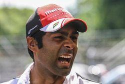 Karun Chandhok, Mahindra Racing Formula E Team