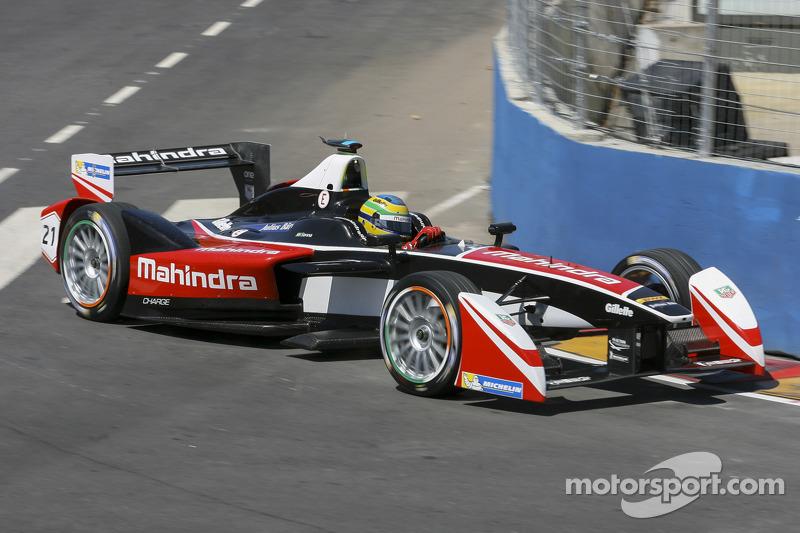 Bruno Senna Mahindra Racing Formula E Team
