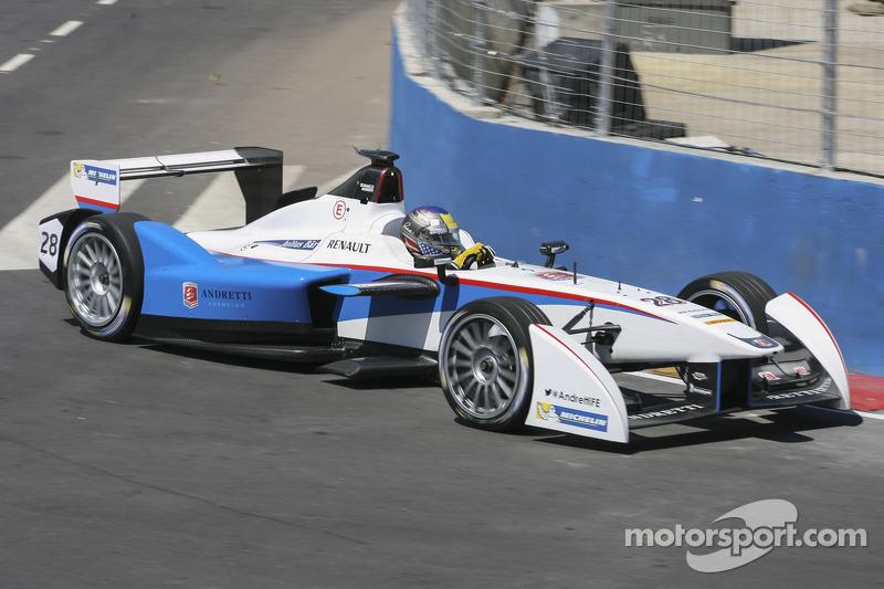 Марко Андретті, Andretti Autosport Formula E Team