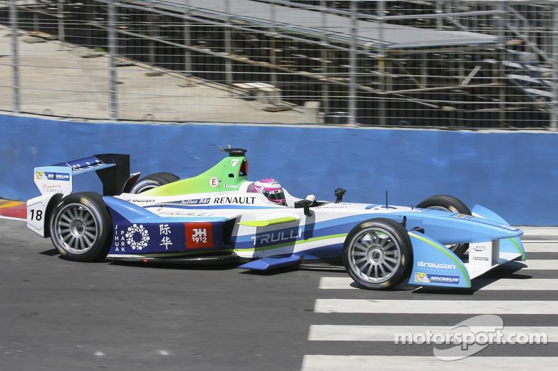 Michela Cerruti, Trulli Formula E Team