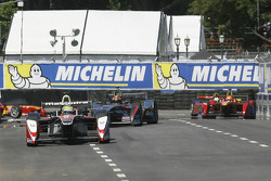 Bruno Senna, Mahindra Racing Formula E Team Oriol Servia, Dragon Racing Formula E Team Nelson Piquet